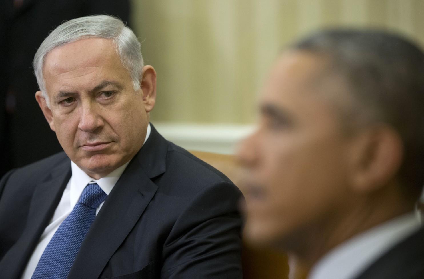 Netanyahu andrà ad una riunione del Congresso alla Casa Bianca