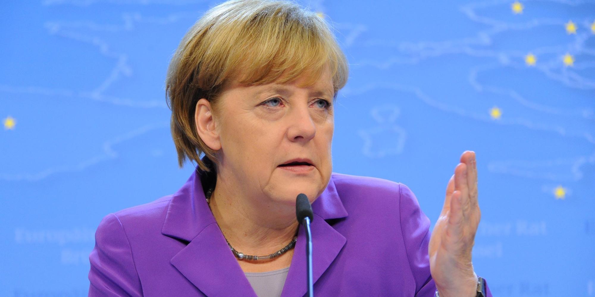 Angela Merkel su strage Mediterraneo: 'Immagini inconciliabili con i valori UE'