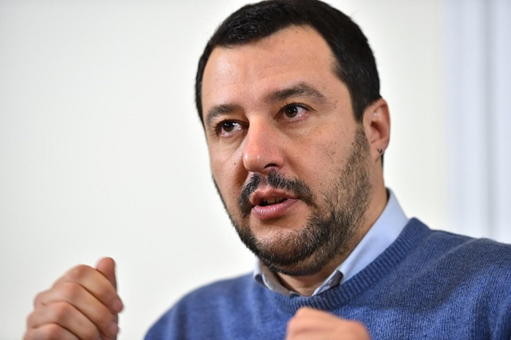 Salvini, i morti del naufragio sono causati da Ue e Governo
