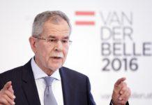 van der baller vince le elezioni austriache