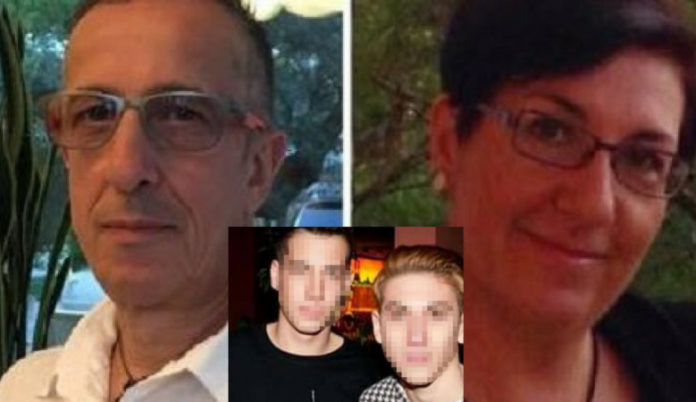 delitto d ferrara: Uccisi perché contrari al figlio gay